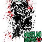 wasteland survivor by Rev.J.R.N III Goblinsgrotto