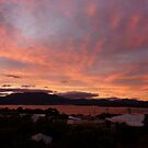 View from home - Hobart, Tasmania, Australia by PC1134