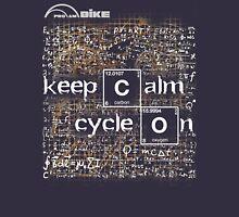 Cycling T Shirt - Keep Calm, Cycle On Unisex T-Shirt