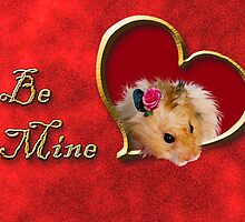 Be Mine Hamster by jkartlife