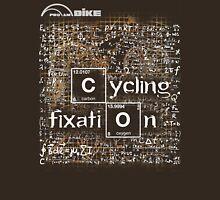 Cycling T Shirt - Cycling Fixation Unisex T-Shirt