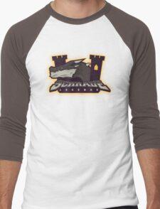 Monster Hunter All Stars - Schrade Legends Men's Baseball ¾ T-Shirt