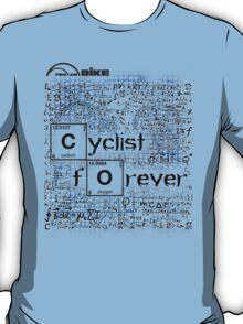Cycling T Shirt - Cyclist Forever T-Shirt