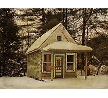 Summitville Post Office Photographic Print