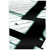 Shadows on the Floor  Poster
