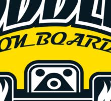 Toddler on board! Sticker