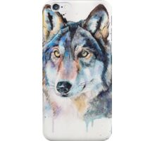 Wolf Drawing iPhone Case/Skin