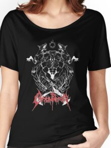 CAPRA DEMON inverted alt vers. Women's Relaxed Fit T-Shirt