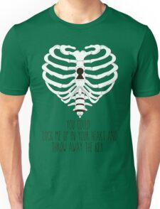 Bring Me The Horizon Rib Heart Unisex T-Shirt