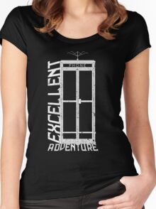 Excellent Adventure Women's Fitted Scoop T-Shirt