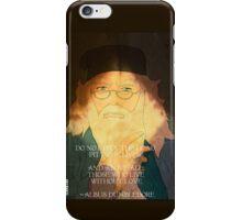Dumbledore. Harry Potter, Azkaban, Goblet of fire, Quote, Wise, Wiseman, Wisdom, Rowling, Wizard, Hogwarts iPhone Case/Skin