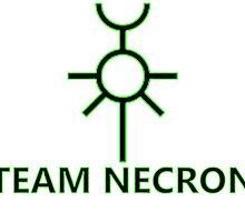 Warhammer 40k - Team Necron by traintracks