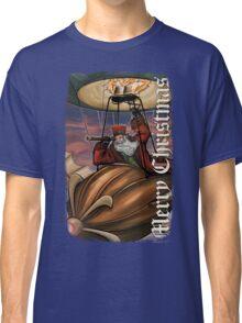 Steampunk Santa Claus Classic T-Shirt