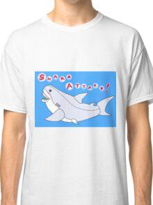 Shark Attack!  Freezepop Inspired Classic T-Shirt