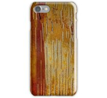 Nature's Abstracts iPhone Case/Skin