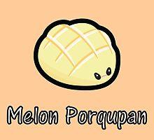 Kawaii Nightmarket Friends - Melon Porqupan by tibrado