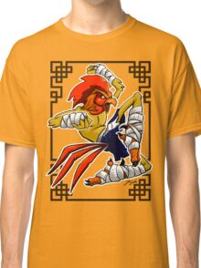 Muay Thai Rooster Classic T-Shirt