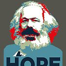 Karl Marx Hope 2016 by Synastone