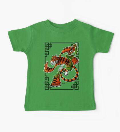 Tai Chi Tiger Baby Tee