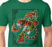 Tai Chi Tiger Unisex T-Shirt