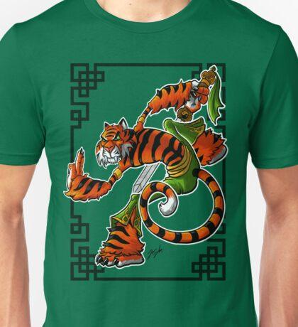 Tai Chi Tiger T-Shirt