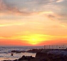 Bronte Sunrise 20.12.13 (Phone) by James Toh