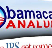 Obamalube Sticker