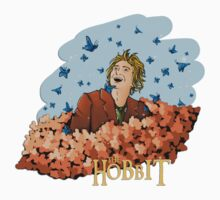 The Hobbit - Bilbo Baggins by Rhaenys