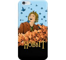 The Hobbit - Bilbo Baggins iPhone Case/Skin