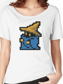 Black Mage Final Fantasy Women's Relaxed Fit T-Shirt