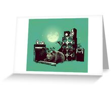 Jungle Boogie Greeting Card
