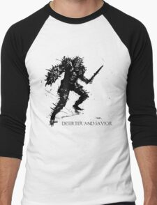 Kirk, Knight of Thorns Men's Baseball ¾ T-Shirt