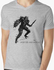 Kirk, Knight of Thorns Mens V-Neck T-Shirt
