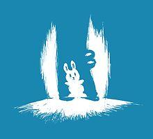 Bunny and crocs by Budi Satria Kwan