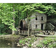 """Rice Grist Mill""... prints and products Photographic Print"