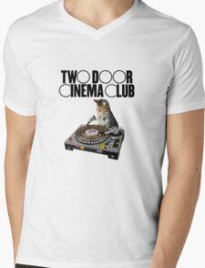 Two Door Cinema Club Mens V-Neck T-Shirt