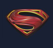 Man of Steel Symbol by AbsoluteLegend