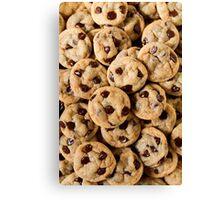 Cookies. Canvas Print