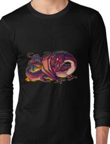 Smaug the terrible Long Sleeve T-Shirt