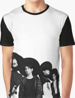 SHINEE - EVERYBODY Graphic T-Shirt