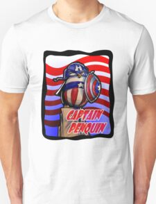 Captain Penguin T-Shirt