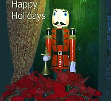 Guarding the holiday table by ♥⊱ B. Randi Bailey