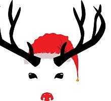 Cristmas reindeer by PeterHelderman