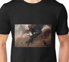 When The Hero Dies Unisex T-Shirt