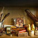 Kitchen utensils ~ No 1 by Rosalie Dale