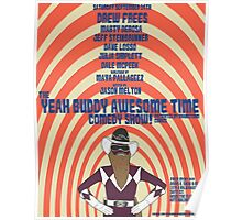 The Yeah Buddy Awesome Time Comedy Show! - September 2013 Poster Poster