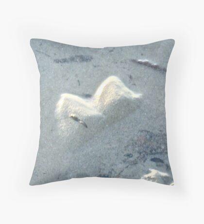 Minute Dune Throw Pillow