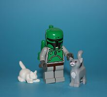 Fett's Pets by thereeljames
