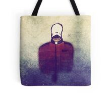 The demon of the undead preacher Tote Bag