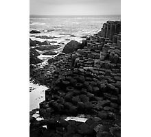 Giant's Causeway Northern Ireland Photographic Print